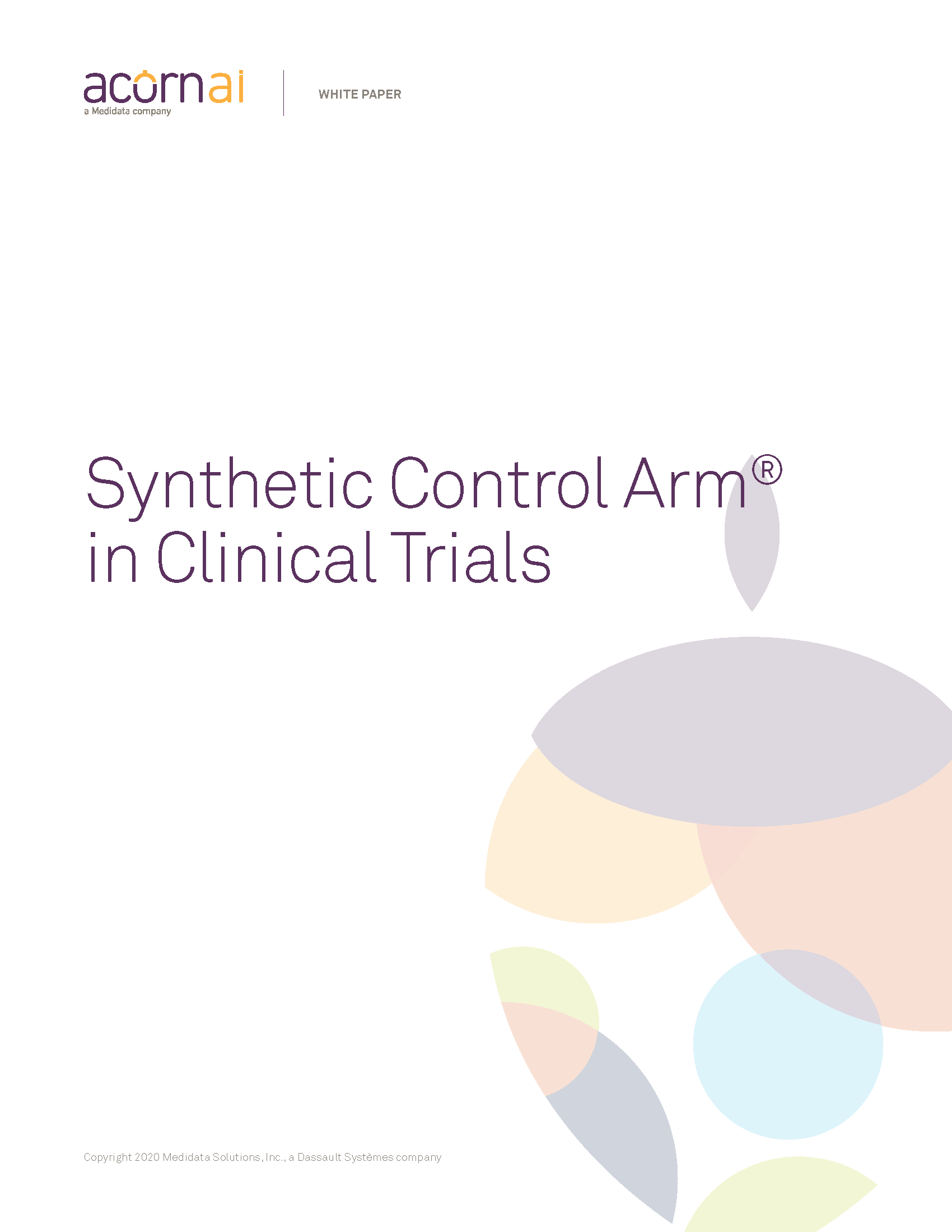 Synthetic Control Arm® in Clinical Trials