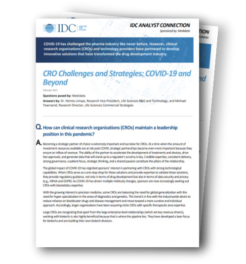 CRO Challenges and Strategies: COVID-19 and Beyond