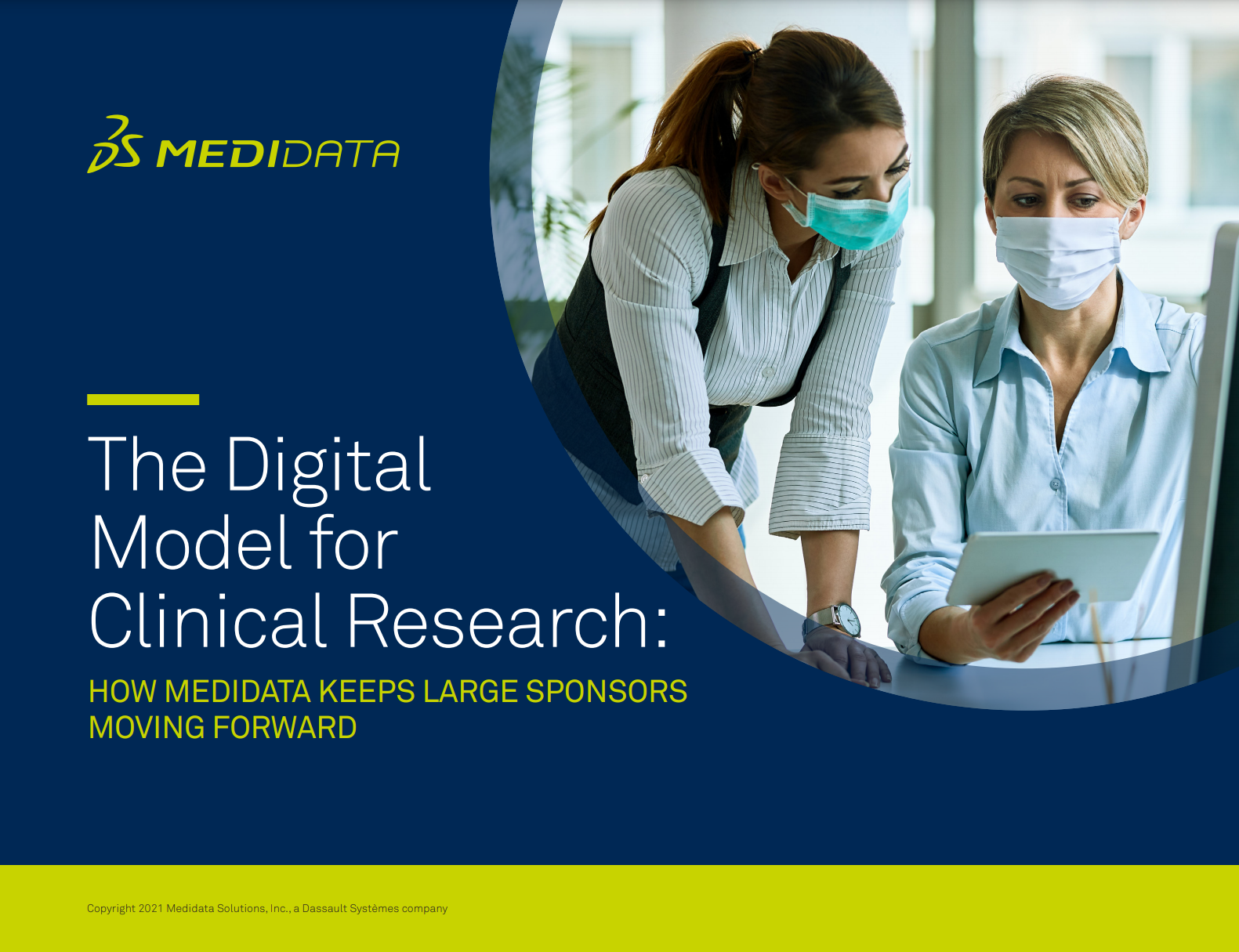 The Digital Model for Clinical Research: How Medidata Keeps Large Sponsors Moving Forward