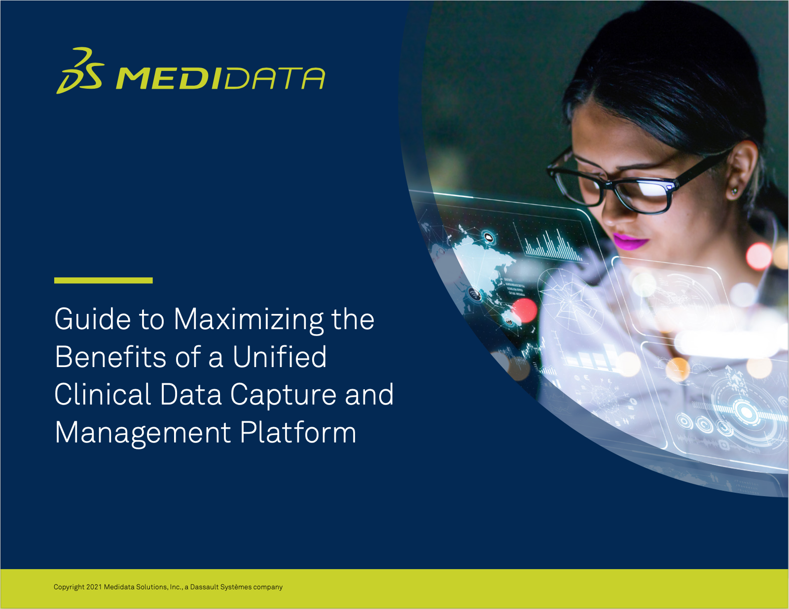 Mitigate risks and accelerate your trials with a Unified Clinical Data Capture and Management Platform.