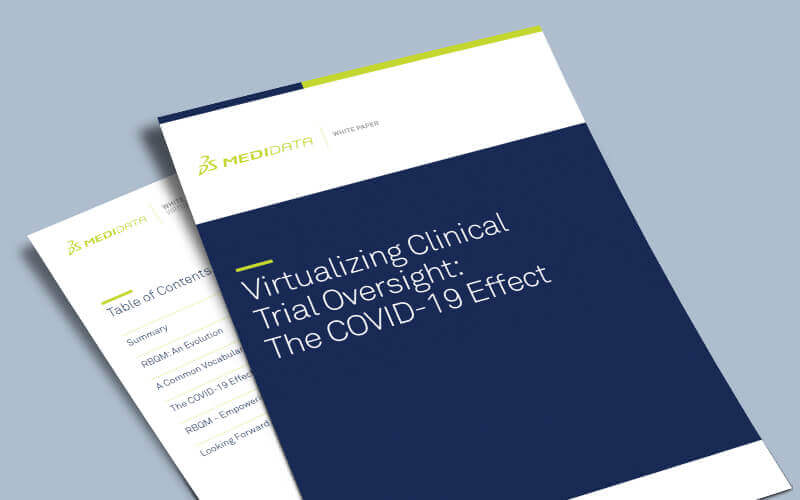 Virtualizing Clinical Trial Oversight: The COVID-19 Effect