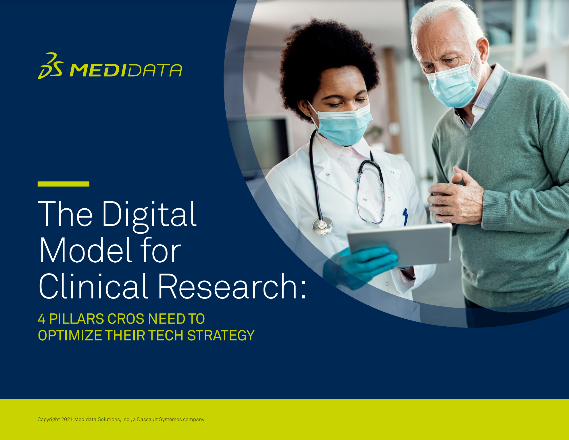 The Digital Model for Clinical Research: 4 Pillars CROs Need to Optimize Their Tech Strategy