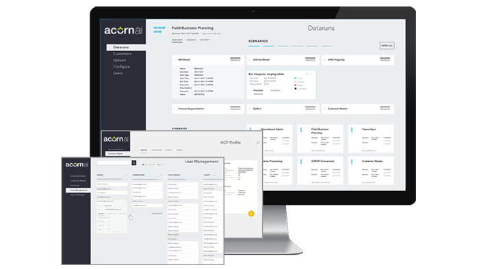 STRATA Commercial Data Management Platform