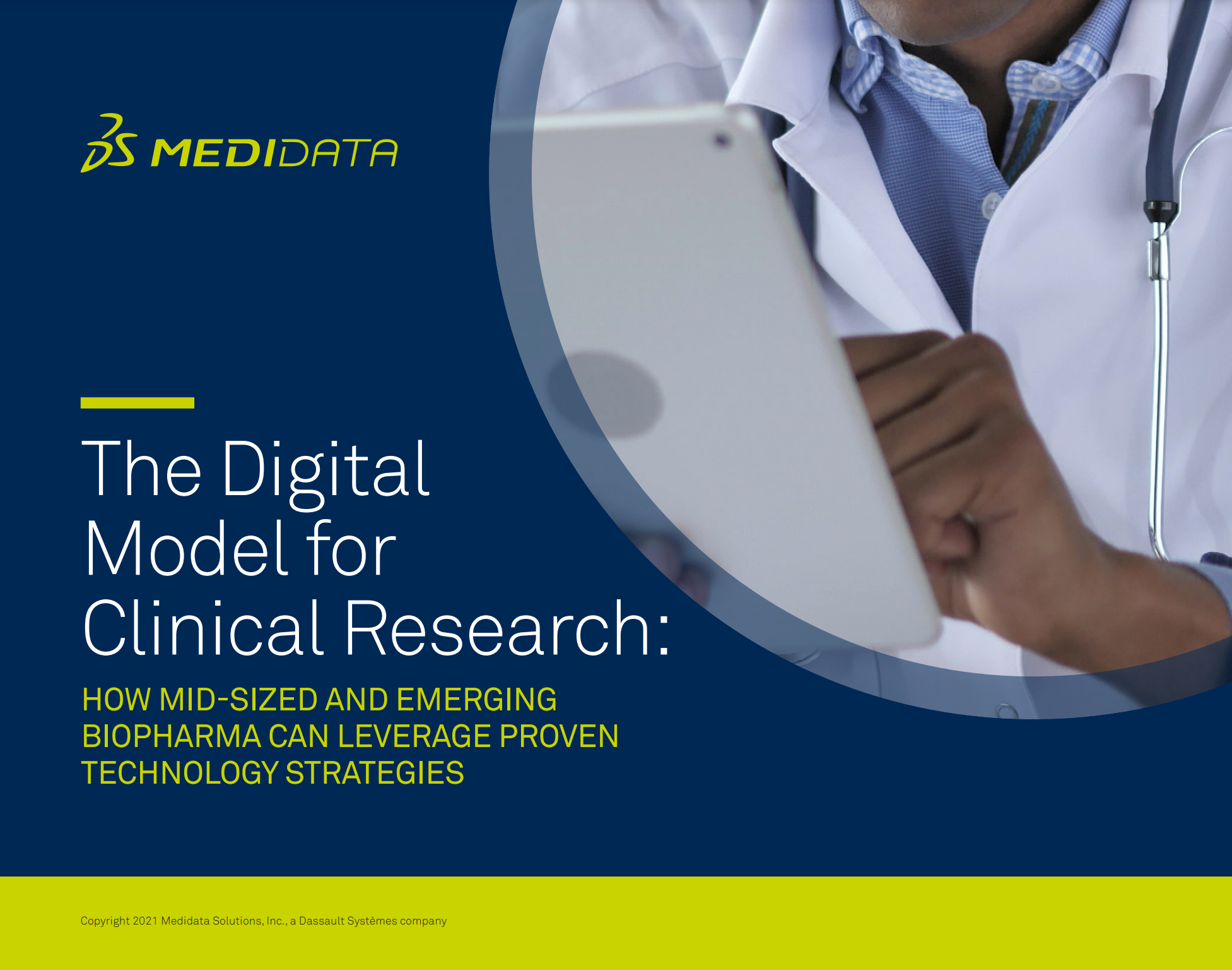 The Digital Model for Clinical Research: How Mid-Sized and Emerging Sponsors can Leverage the Clinical Trial Technology and Expertise to Succeed